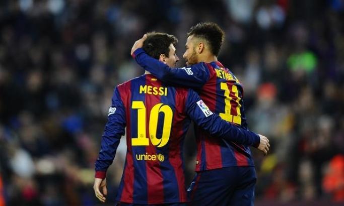 Меси и Нејмар го делат 4. место во гласањето на УЕФА за играч на годината