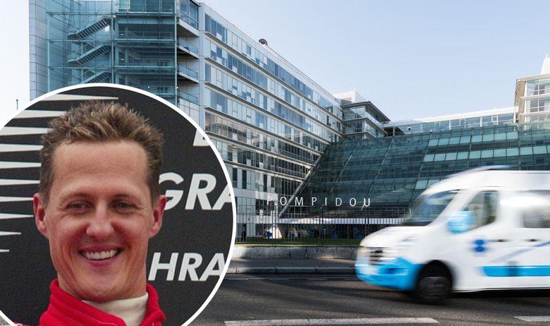 Михаел Шумахер е во свесна сосојба и можеби денеска си оди од болница!