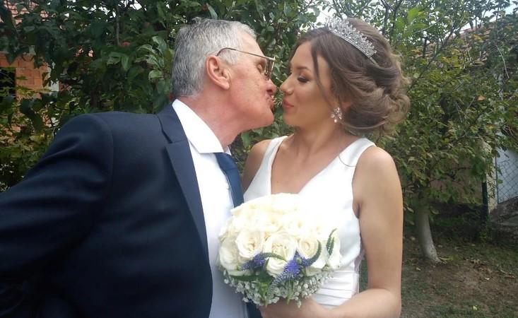 Милојко (74) се ожени со Милијана (21), вака изгледаше нивната свадба