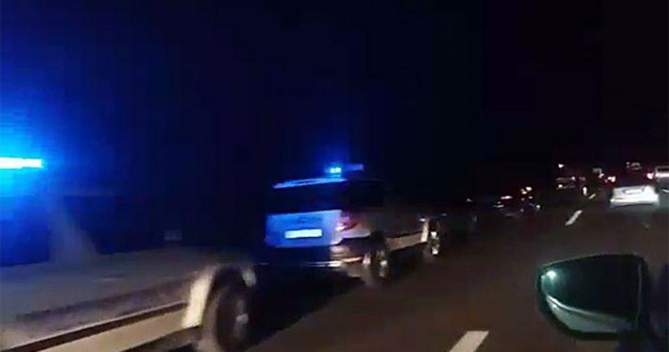 Полициска акција во Сарај, Студеничани и Грчец
