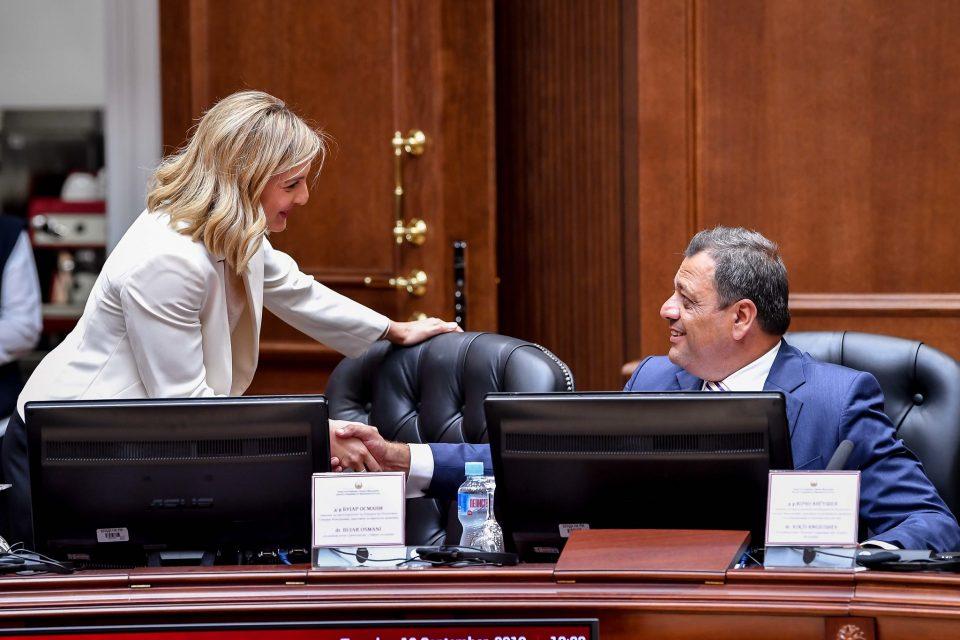Левица: Владата предводена од Кочо Анѓушев и Нина Групер единствено ги штити интересите на крупниот капитал