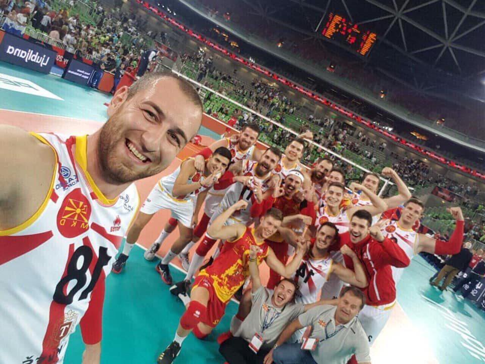 Турција загуби од Финска, Македонија остана без осминафинале