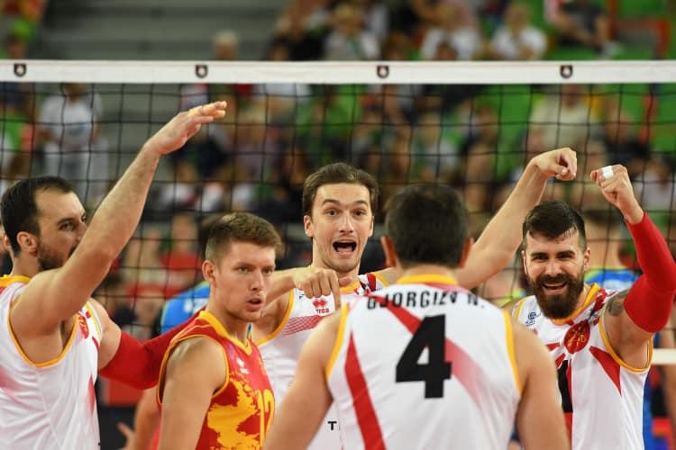 Брзо дојде и втората победа на одбојкарите, Maкедонија со шанси за осминафинале