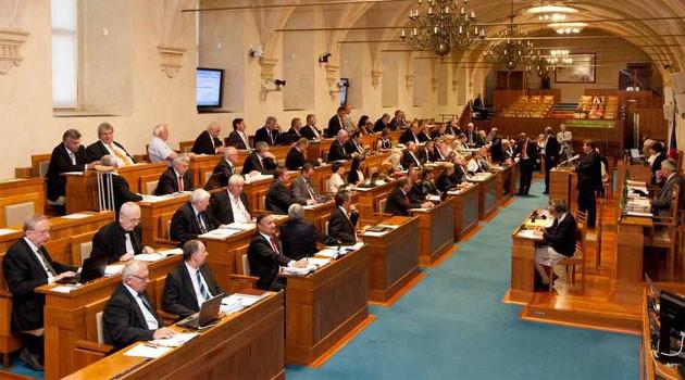 """Парламентот на Чешка гласаше """"за"""" прием на Македонија во НАТО"""