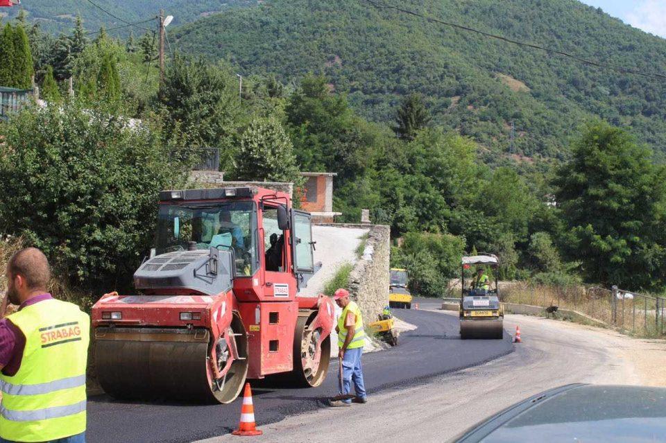 Бектеши: Патувањето од Пелагонија до Скопје ќе се скрати за 60 километри