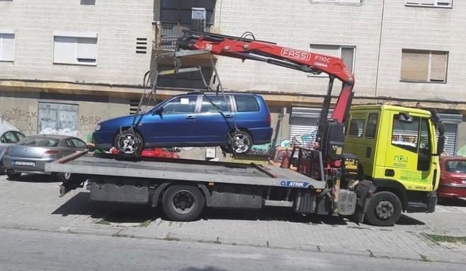 Казни за скоро 300 непрописно паркирани возила изминатава недела во Центар