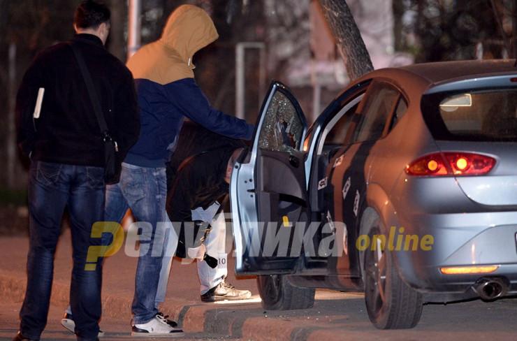 Полицаец од Скопје уапсен во група дилери
