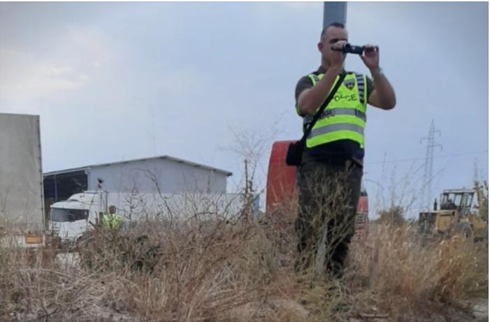 МВР го снима протестот на лозарите