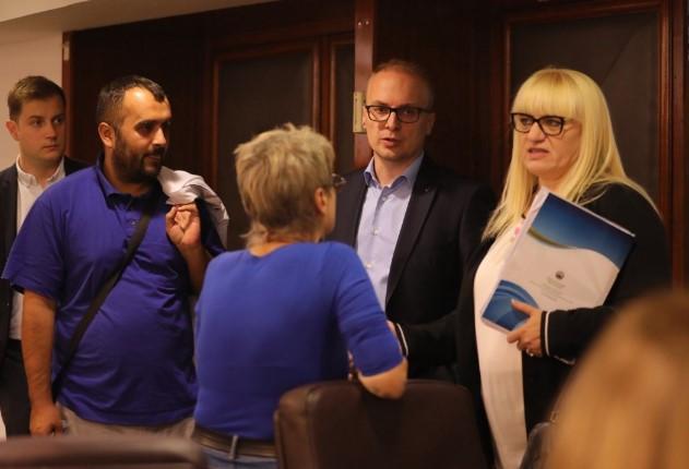 Работните групи не постигнаа договор за законот за Јавно обвинителство