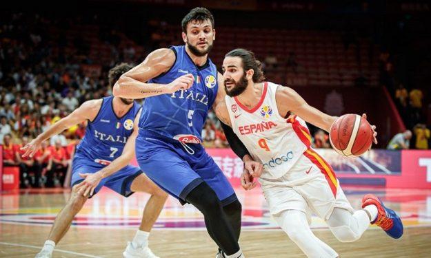 СП кошарка: Шпанија ја победи Италија и си обезбеди четвртфинале
