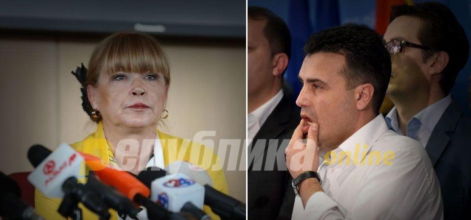 """Имало ли договор помеѓу Рускоска и Заев ,,услуга за услуга""""?"""