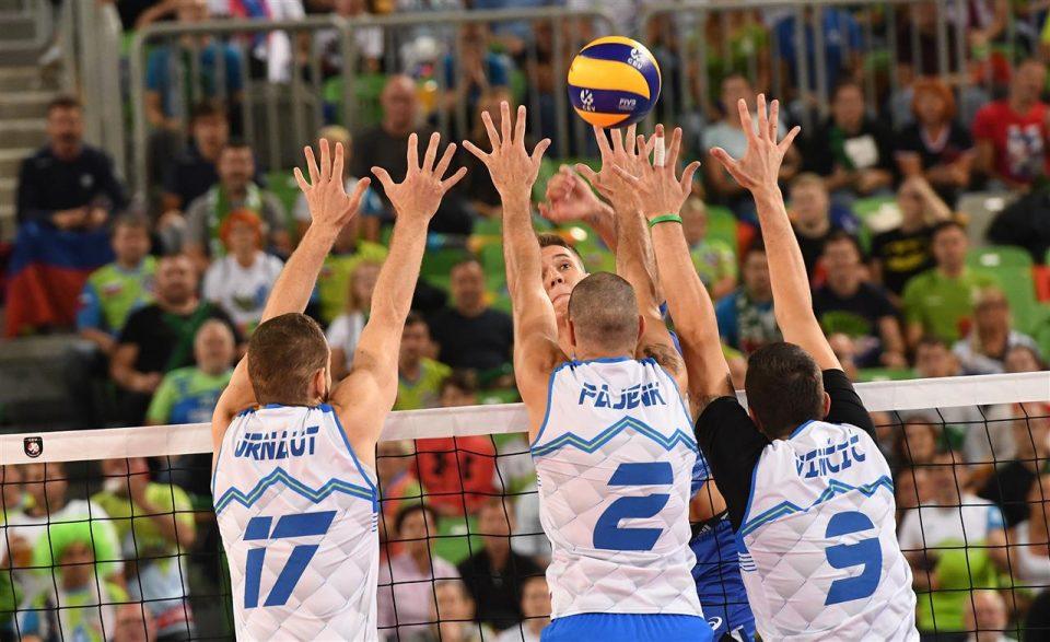 Европската круна на Русија падна во Љубљана, Словенија во полуфинале против Полска