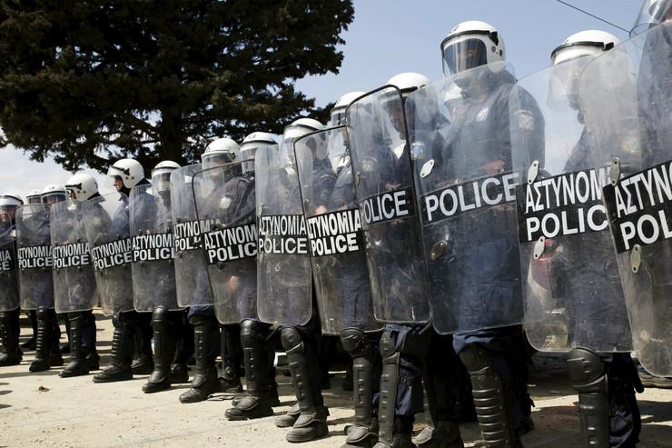 Солун утре под опсада на 3.300 полицајци