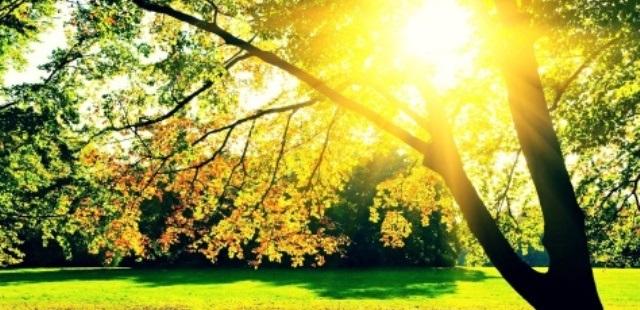 Сончево и топло со температура до 34 степени