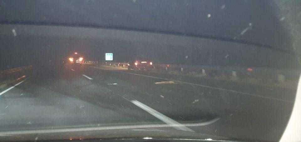 Сообраќајка на патот Велес-Скопје, има повредени