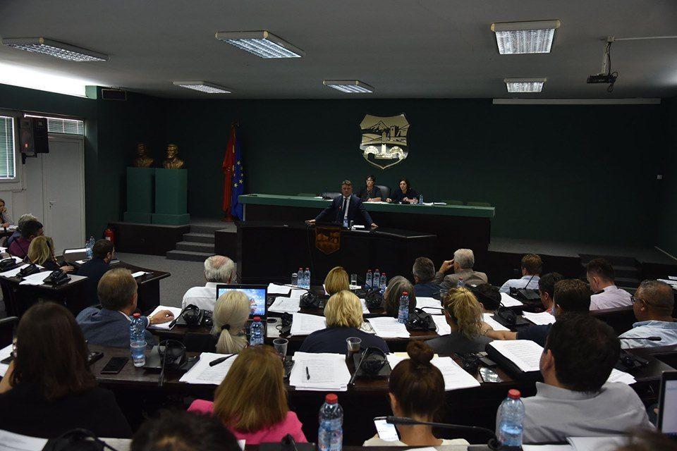 Советниците на СДСМ и Шилегов одбија да разговараат за правата на скопските пожарникари