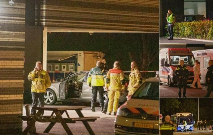 Бил во автомобилот кога напаѓачите на скутер, испукале неколку куршуми: Почина познат фудбалер