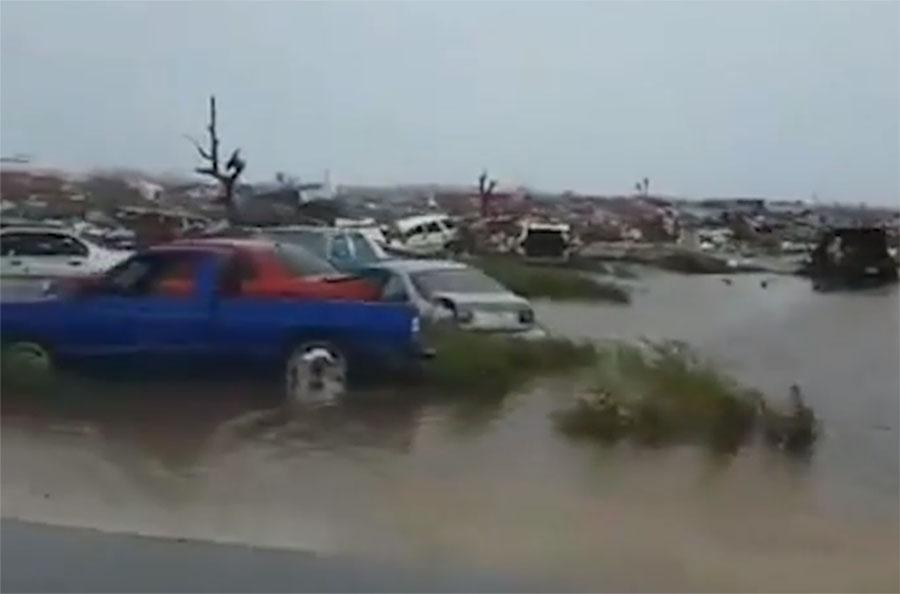 ОН: Еден милион долари за настраданите од ураганот Доријан на Бахамите