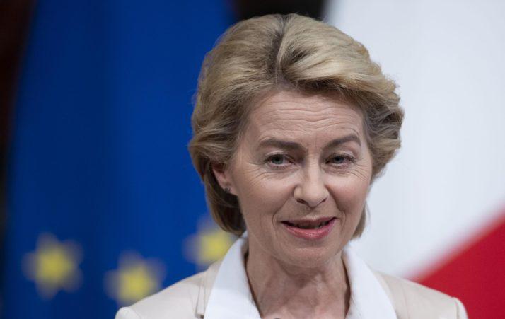 Фон дер Лејен вo вторник ќе го претстави новиот состав на Еврокомисијата