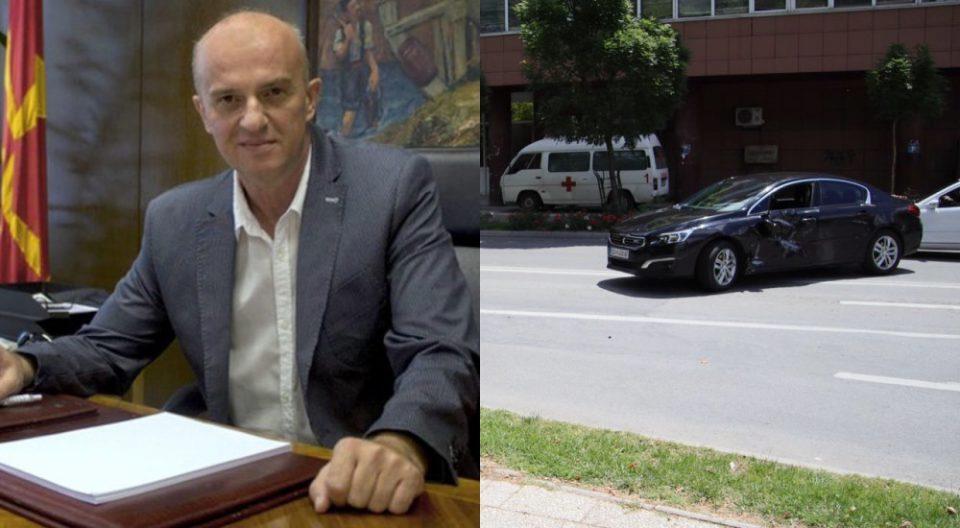 Кривична пријава за заменик-министерот за култура за сообраќајната несреќа пред пет месеци