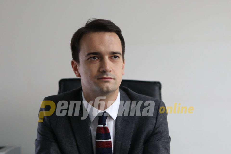Нелоски: Ставот на ВМРО-ДПМНЕ за 27 април беше дека требa да се осудат насилствста и оти партијата е најголем губитник