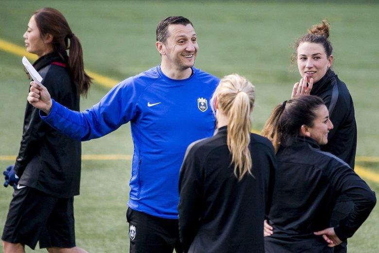 Македонец е прв кандидат за селектор на американската женската фудбалска репрезентација
