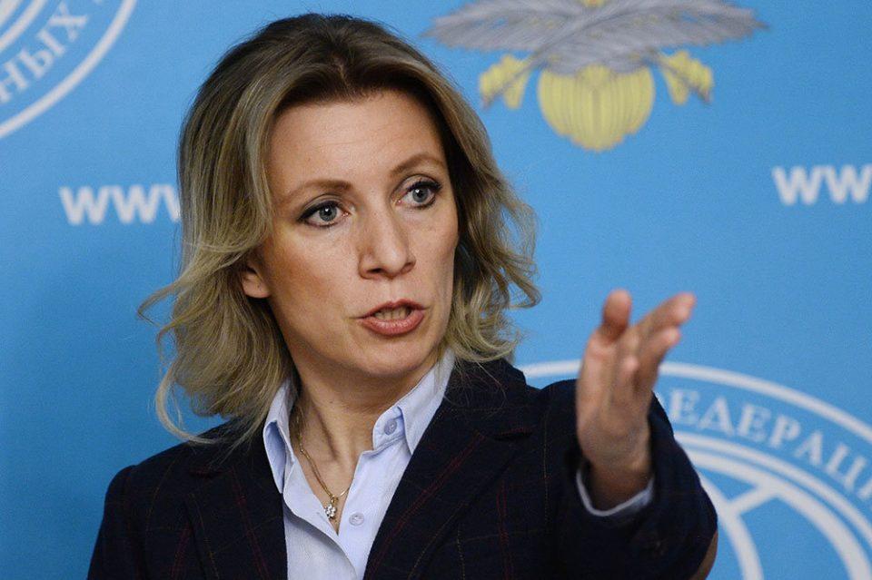 Захарова: Прага е свесна што следи по протерувањето руски дипломати