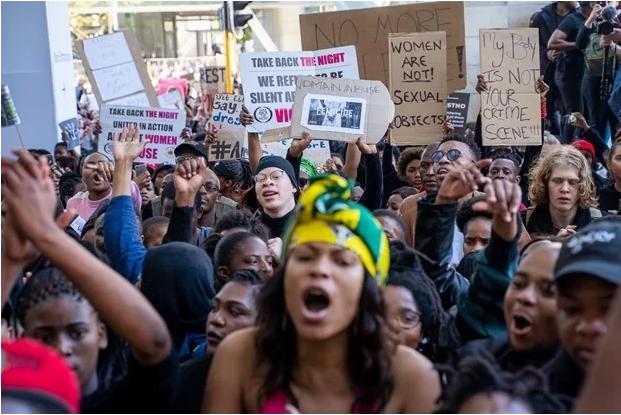 Жените во Јужна Африка бараат вонредна состојба поради насилство врз жените