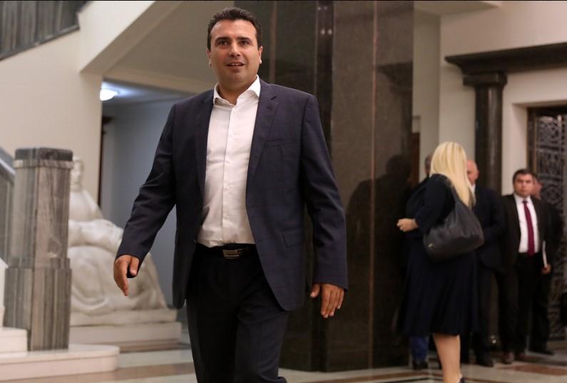 Заев ќе учествува на годинашниот Самит во Солун