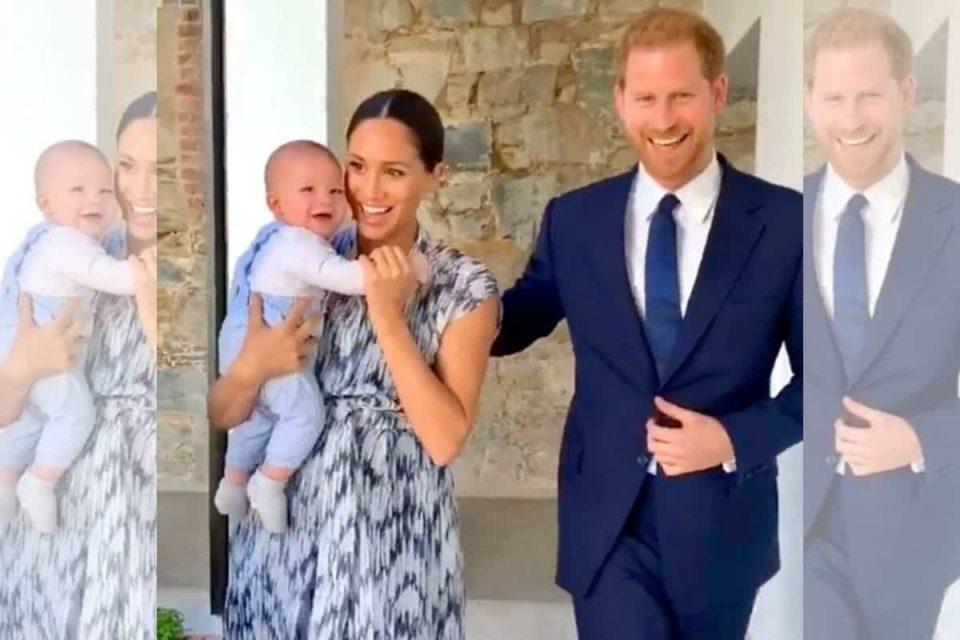 Хари и Меган веќе не се кралски величества