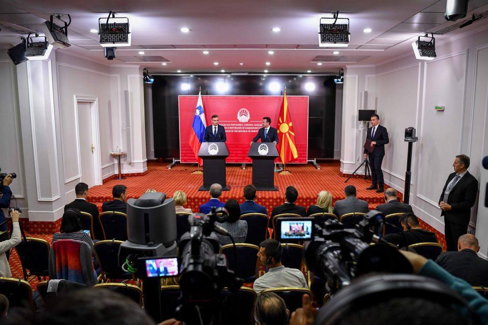 Силна поддршка од премиерот Шарец: Верувам дека ЕУ ќе донесе одлука за почеток на преговори