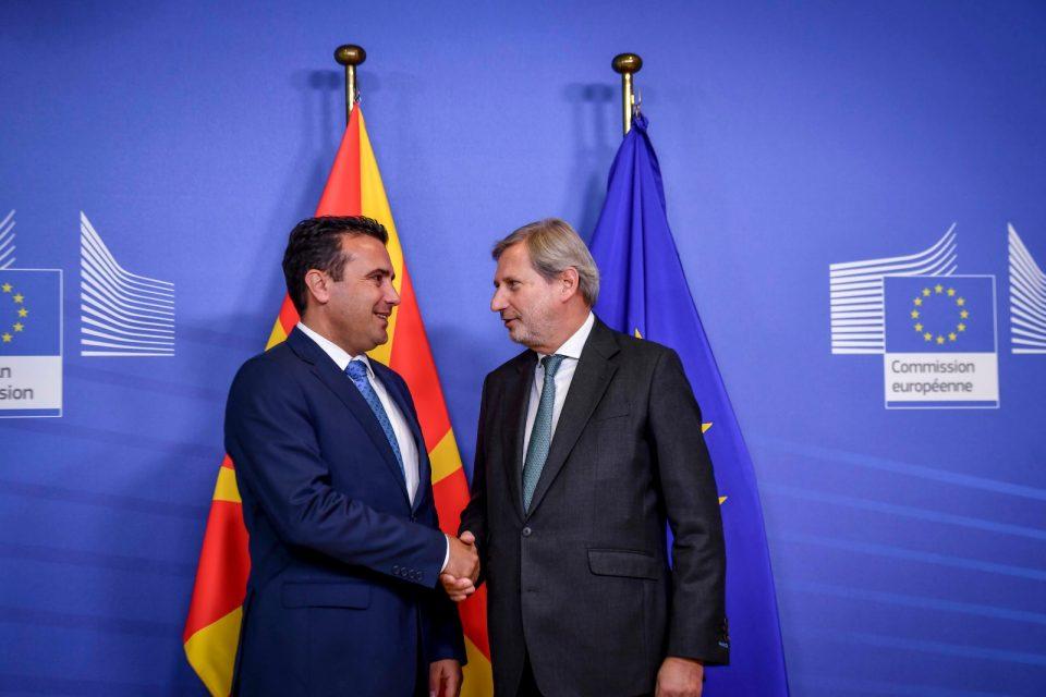 Франција многу тешко ќе се согласи со давање на датум за Македонија, оптимизам скоро и да нема