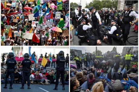 Еколошки протести во 60 градови ширум светот