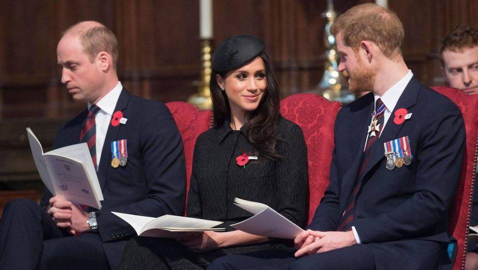 Вилијам тажен за одлуката на брат му Хари: Не можам веќе да го подржувам