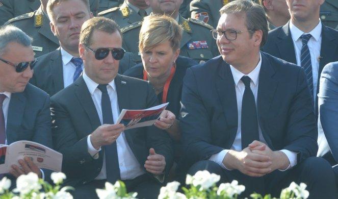 Медведев: Балканот и понатаму останува турбулентен регион