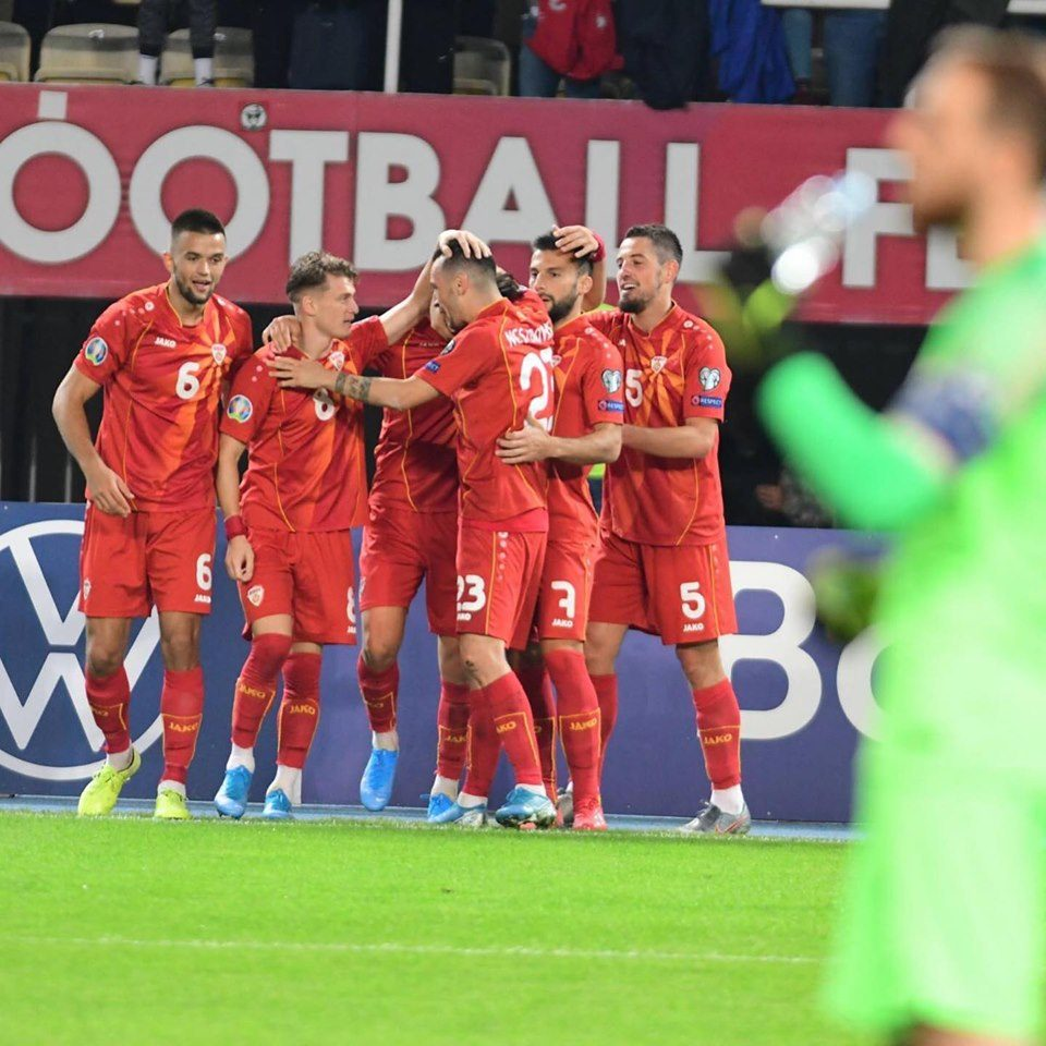 Tриумф за Македонија