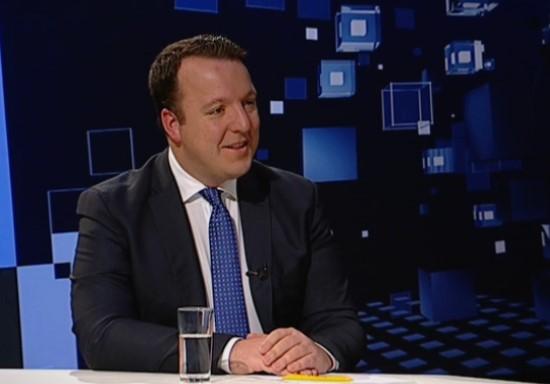 """Николоски за """"Алфа"""": Во времето на СДСМ се влезени 2,5 странски инвеститори, сите договорени во време на ВМРО-ДПМНЕ"""