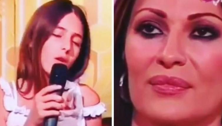 Цеца не може да ги скрие солзите од првиот настап на Анастасија
