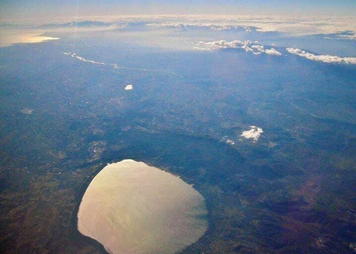 Дојранско Езеро, Вардар и Егејско Море на една фотографија