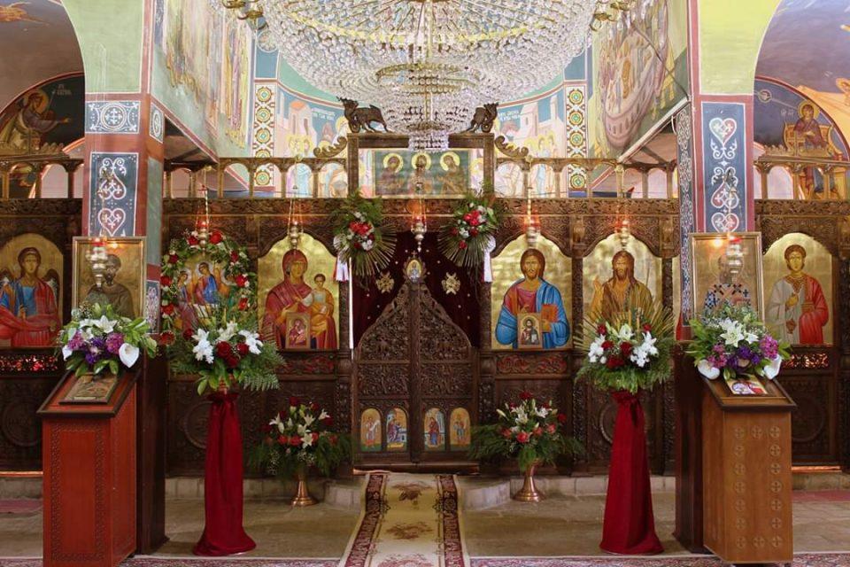 Денеска е зачнување на свети Јован Крстител и Собор на сите македонски светители