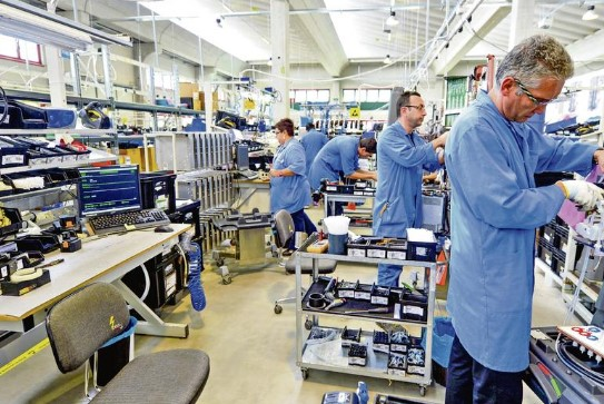 Прометот во индустријата намален за 17,5 отсто во однос на лани