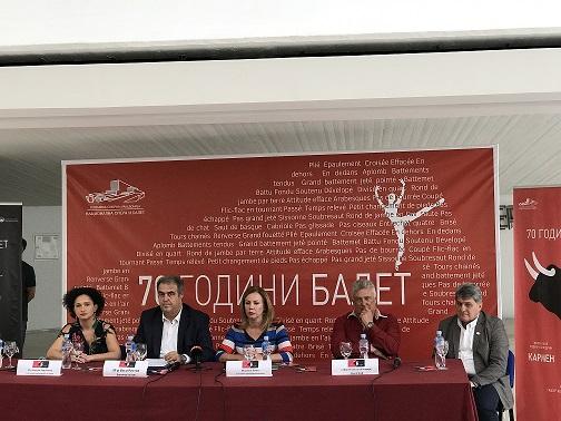 """Балетот слави 70 години: Со """"Кармен"""" и """"Валпургиска ноќ"""" почнува сезоната"""