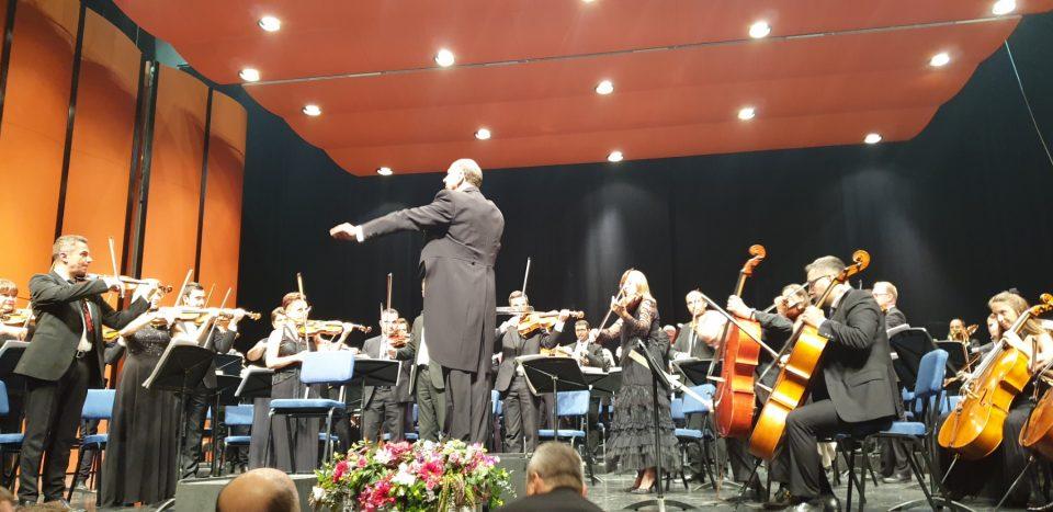 Со концерт во Ришон Ле Цион заврши неколкудневната турнеја на Филхармонијата во Израел