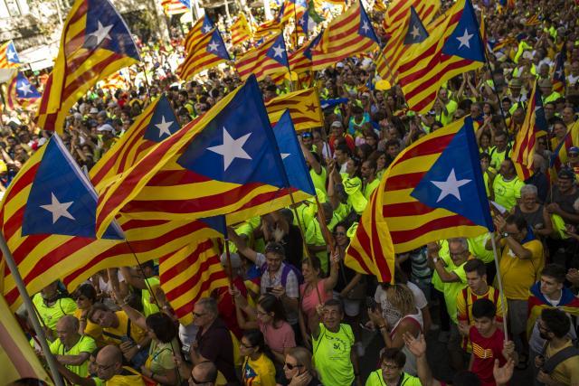 Шпанскиот премиер е дециден дека каталонските сепаратисти мора да ја отслужат казната