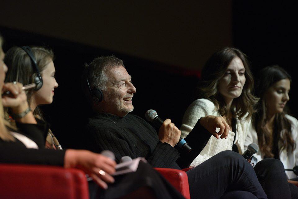 """Манчевски по проекцијата на филмот """"Врба"""" во Рим: Ова се три тажни приказни со среќен крај"""