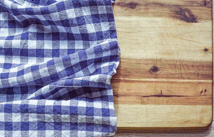 Кујнските крпи се легло на бактерии
