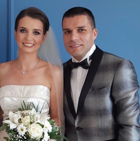 Андријана е неговата избраничка: Се ожени генералниот секретар на СДСМ Љупчо Николовски