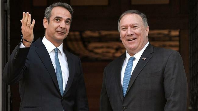 Помпео: Сакаме Грција да го предводи Балканот