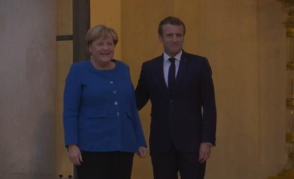 Заврши состанокот со Меркел, нема информации дали Макрон попуштил за датум