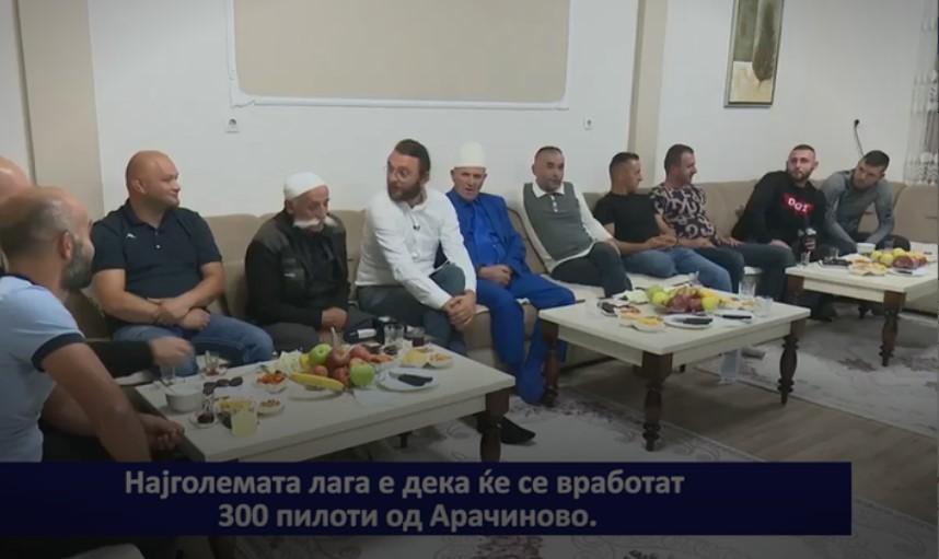 СДСМ за Билали кој ветувал дека ќе се вработат 300 пилоти од Арачиново: Тоа е лице со сомнителен кредибилитет